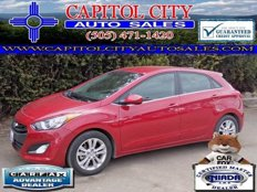 Used 2014 Hyundai Elantra GT Hatchback for sale in Santa Fe, NM 87507