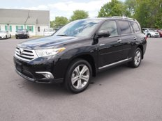 Used 2012 Toyota Highlander 4WD Limited for sale in Winchester, VA 22601