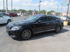 Used 2013 Lexus LS 460 Luxury for sale in Warr Acres, OK 73122