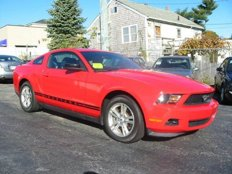 Used 2011 Ford Mustang Coupe for sale in Fall River, MA 02721