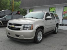 Used 2008 Chevrolet Tahoe 4WD Hybrid for sale in