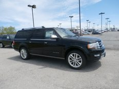 New 2016 Ford Expedition EL 4WD Platinum for sale in Nelliston, NY 13410