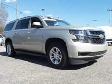 Used 2015 Chevrolet Suburban 4WD LT for sale in Raleigh, NC 27604