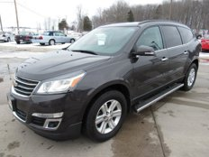 Used 2013 Chevrolet Traverse AWD LT for sale in Random Lake, WI 53075