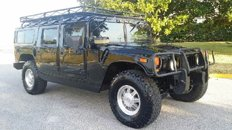 Used 2003 HUMMER H1 4-Door Wagon for sale in Orlando, FL 32820