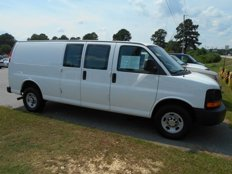 Used 2012 Chevrolet Express 2500 Extended for sale in Erwin, NC 28339