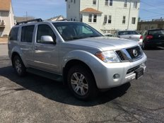 Used 2011 Nissan Pathfinder 4WD for sale in Fall River, MA 02721