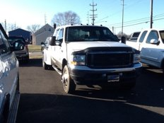 Used 2004 Ford F350 4x4 Crew Cab DRW Super Duty for sale in Fairfield, OH 45014