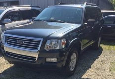 Used 2010 Ford Explorer XLT for sale in Ashland, VA 23005