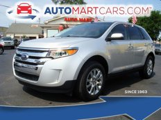 Used 2013 Ford Edge 2WD Limited for sale in Nashville, TN 37211