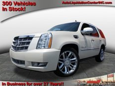 Used 2009 Cadillac Escalade AWD Platinum for sale in New Haven, IN 46774