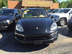 Used 2013 Porsche Cayenne Diesel for sale in Glenville, NY 12302
