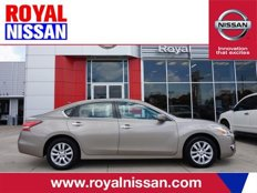 Certified 2015 Nissan Altima 2.5 S for sale in Baton Rouge, LA 70815