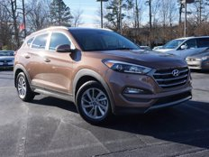 Certified 2016 Hyundai Tucson Eco for sale in Greensboro, NC 27405