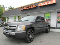 Used 2010 Chevrolet Silverado and other C/K1500 4x4 Crew Cab LS for sale in