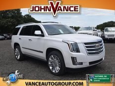 New 2016 Cadillac Escalade 4WD Platinum for sale in Guthrie, OK 73044