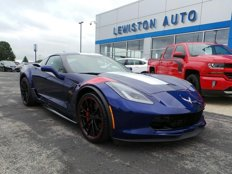 New 2017 Chevrolet Corvette Grand Sport Coupe for sale in Lewiston, MN 55952