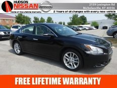 Used 2011 Nissan Maxima 3.5 S for sale in Nicholasville, KY 40356