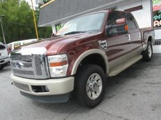 Used 2008 Ford F250 4x4 Crew Cab Super Duty for sale in