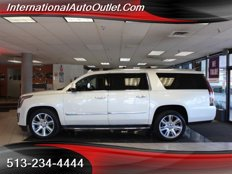 Used 2015 Cadillac Escalade ESV 4WD Luxury for sale in Hamilton, OH 45015
