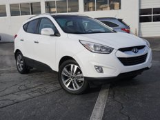 Certified 2014 Hyundai Tucson Limited for sale in Greensboro, NC 27405