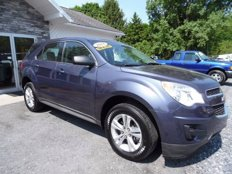 Used 2014 Chevrolet Equinox 2WD LS for sale in Cherryville, PA 18035