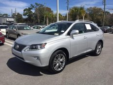 Used 2014 Lexus RX 350 AWD for sale in Jacksonville, FL 32225