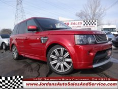 Used 2012 Land Rover Range Rover Sport Autobiography for sale in Cincinnati, OH 45215