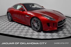 New 2017 Jaguar F-TYPE R Coupe AWD for sale in Oklahoma City, OK 73103