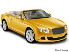 Certified 2012 Bentley Continental GT Convertible for sale in Pittsburgh, PA 15226