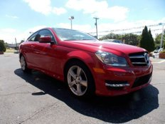 Used 2015 Mercedes-Benz C250 Coupe for sale in Dayton, OH 45402
