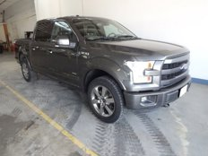 Used 2015 Ford F150 4x4 SuperCrew Lariat for sale in Bristow, OK 74010