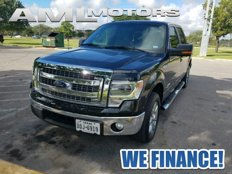 Used 2014 Ford F150 2WD SuperCrew XLT for sale in San Antonio, TX 78212