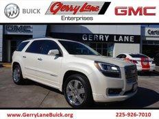 Certified 2013 GMC Acadia FWD Denali for sale in BATON ROUGE, LA 70806