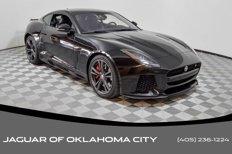 New 2017 Jaguar F-TYPE SVR Coupe for sale in Oklahoma City, OK 73103