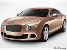 Certified 2012 Bentley Continental GT Coupe for sale in Pittsburgh, PA 15226