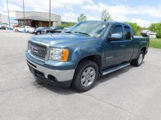 Certified 2013 GMC Sierra C/K1500 4x4 Extended Cab SLT for sale in Arcade, NY 14009