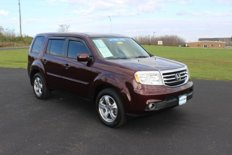 Used 2013 Honda Pilot 4WD EX-L for sale in Richmond, KY 40475