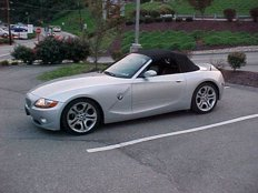Used 2003 BMW Z4 3.0i Roadster for sale in Pittsburgh, PA 15237