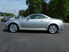 Used 2003 Lexus SC 430 Convertible for sale in Erwin, NC 28339