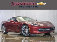 New 2017 Chevrolet Corvette Coupe for sale in Bolingbrook, IL 60440