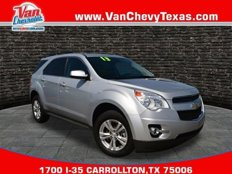 Used 2013 Chevrolet Equinox 2WD LT for sale in Carrollton, TX 75006