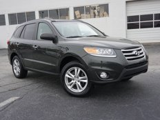 Certified 2012 Hyundai Santa Fe Limited for sale in Greensboro, NC 27405