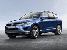 New 2016 Volkswagen Touareg for sale in Rockaway, NJ 07866
