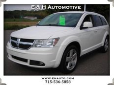 Used 2009 Dodge Journey AWD SXT for sale in Merrill, WI 54452