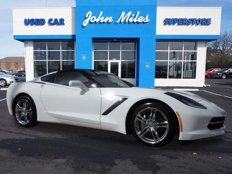 New 2016 Chevrolet Corvette Coupe for sale in Conyers, GA 30012