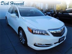 New 2016 Acura RLX w/ Advance Package for sale in Portland, OR 97216