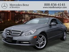 Used 2012 Mercedes-Benz E350 Coupe for sale in Fairfield, NJ 07004