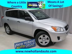 Used 2012 Toyota RAV4 4WD for sale in New Holland, PA 17557