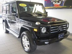 Used 2011 Mercedes-Benz G550 for sale in Danbury, CT 06810